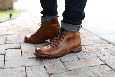 Classic Brown Boot